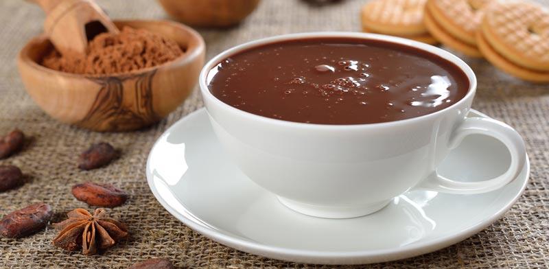 משקה שוקולד / צילום:  Shutterstock/ א.ס.א.פ קרייטיב