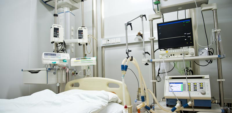 medical equipment  photo: Shutterstock