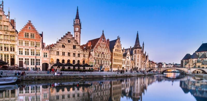 גנט, בלגיה / צילום:  Shutterstock/ א.ס.א.פ קרייטיב