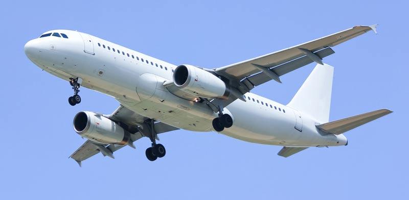 מטוס AIRBUS A320 / צילום: שאטרסטוק