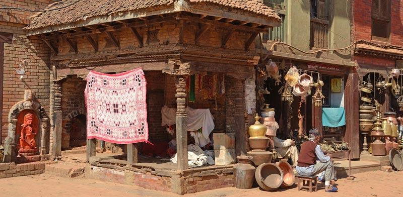 נפאל / צילום:  Shutterstock/ א.ס.א.פ קרייטיב