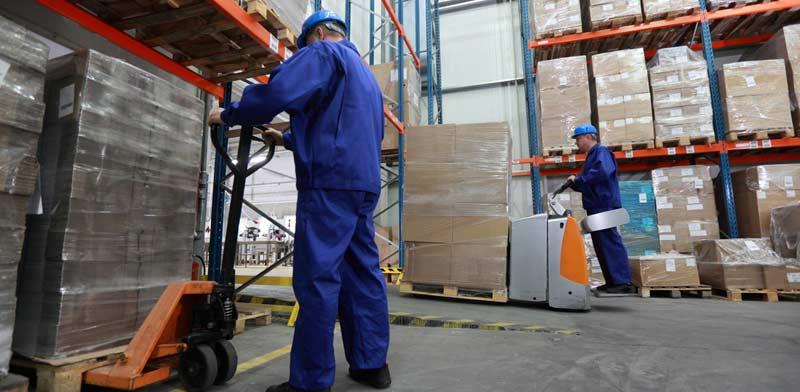 עובדים במפעל / צילום: שאטרסטוק