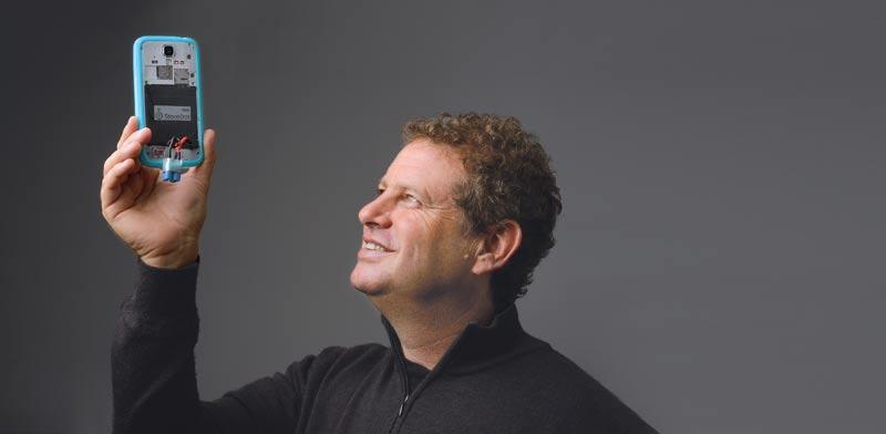 """ד""""ר דורון מאיירסדורף / צילום: יונתן בלום"""