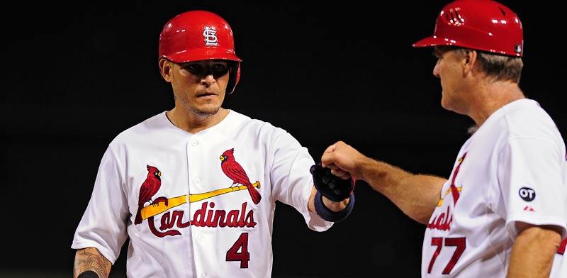 סט. לואיס קרדינלס, MLB, בייסבול / צלם: רויטרס