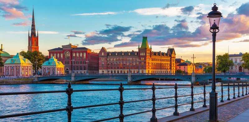 שטוקהולם/ קרדיט: שאטרסטוק