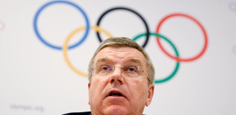 תומאס באך נשיא הוועד האולימפי הבינלאומי, IOC / צלם: רויטרס