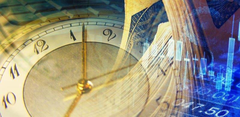 זמן, כסף/ קרדיט: שאטרסטוק