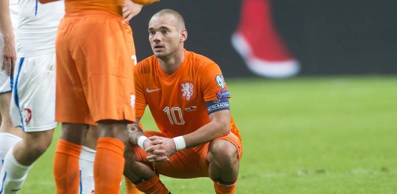 ווסלי סניידר, נבחרת הולנד / צילום: רויטרס