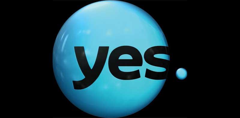 יס yes לוגו / צילום: יחצ