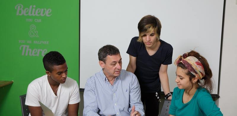 משקיעים בדור העתיד: התוכנית שמקדמת יזמות אצל בני הנוער