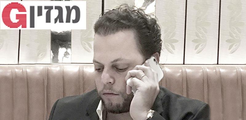 דוד זיסר / צילום: נועה דיאמנט
