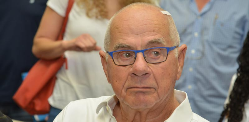 עורך דין שרגא בירן / צילום: תמר מצפי