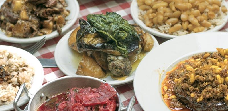 ארוחת טעימות / צילום: נועם הוד