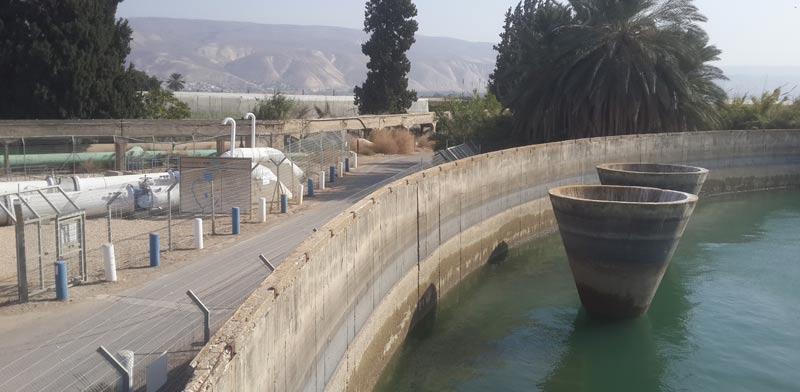 מקורות תכפיל את כמות המים המסופקת לירדן