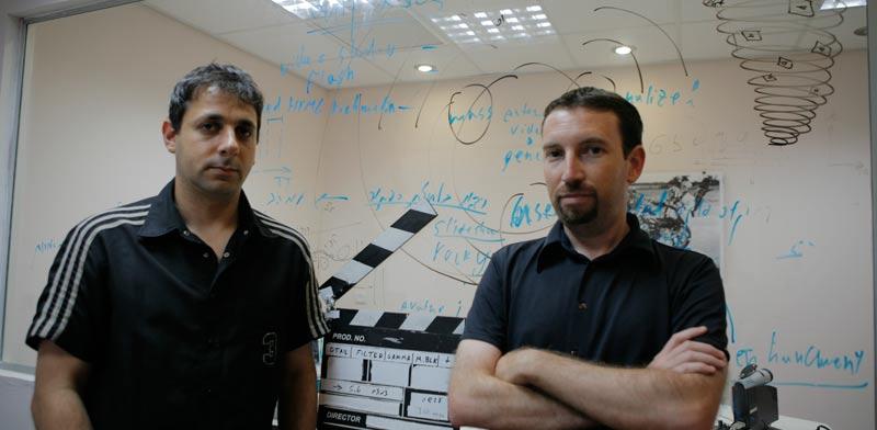 Shmulik Weller and Yaniv Axen Photo: PR