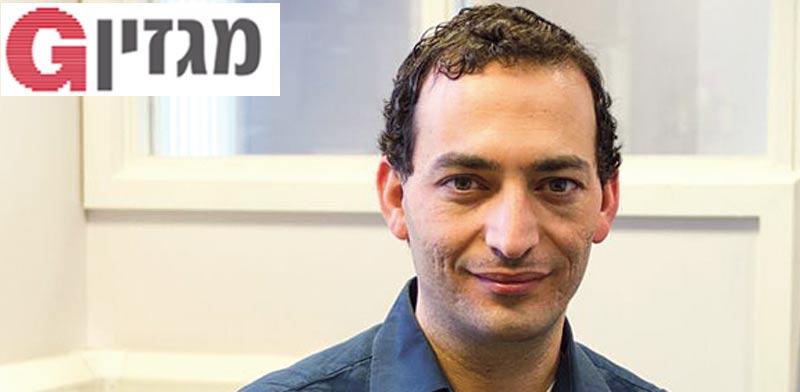 """ד""""ר ערן אלחייק / צילום: אוניברסיטת שפילד"""