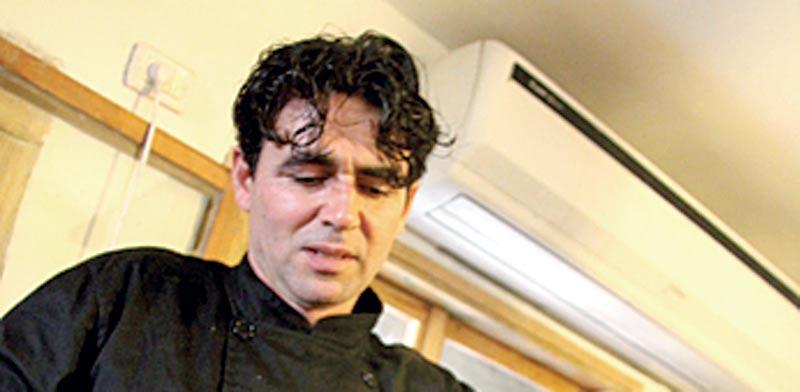השף רודד/ צילום: אורלי גנוסר