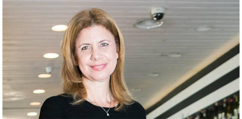 """ענת גבריאל, מנכ""""לית יוניליוור ישראל, צילום: שלומי יוסף"""