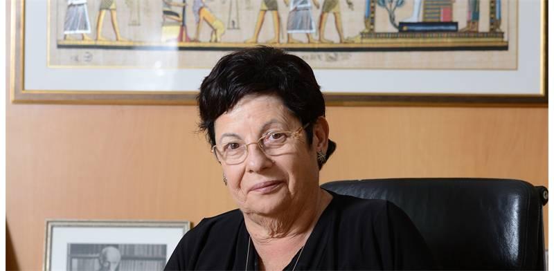 מרים נאור, נשיאת בית המשפט העליון (צילום: איל יצהר)