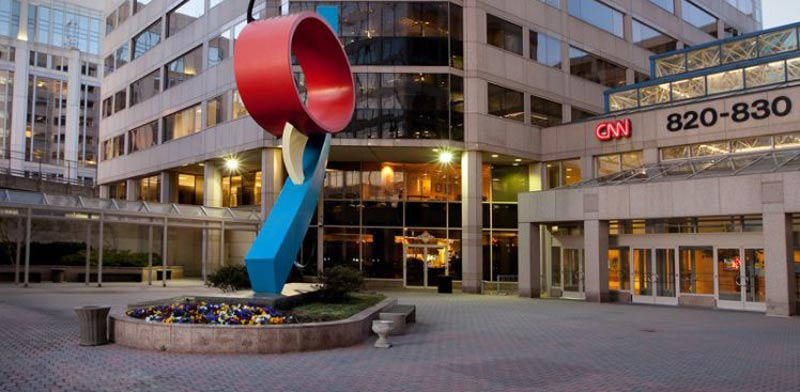 בניין cnn / צילום: יחצ