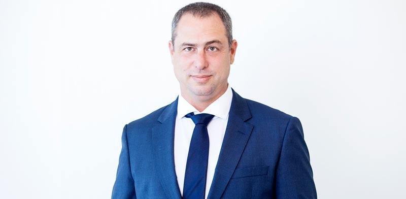 """רון מגן, מנכ""""ל IRC ISRAEL/ יחצ"""