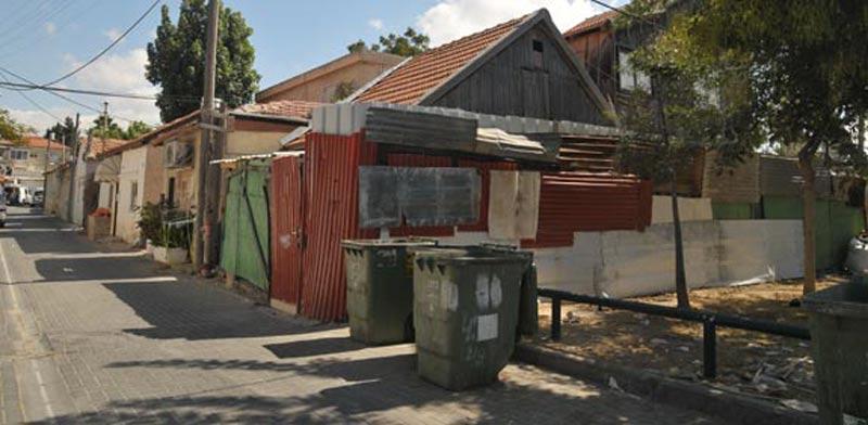 שכונת שפירא בתל אביב / צילום: תמר מצפי
