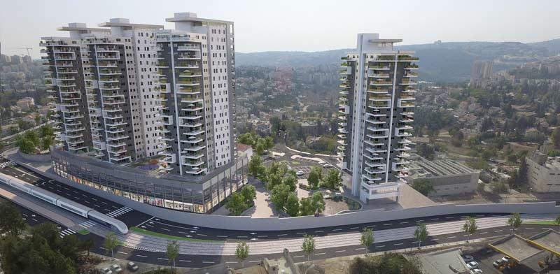 Jerusalem homes for rent Photo: 3D design
