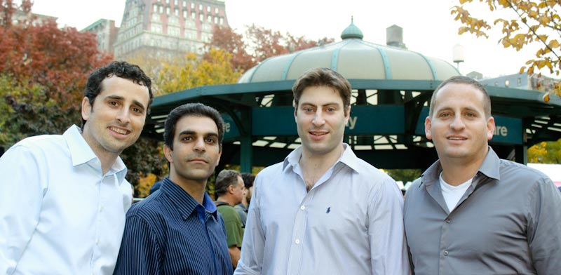 Eyeview founders Photo: PR
