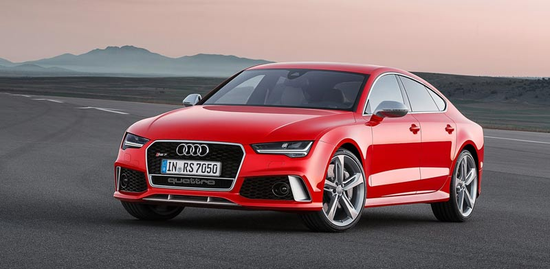 Audi-RS7 Sportback / צילום: יחצ