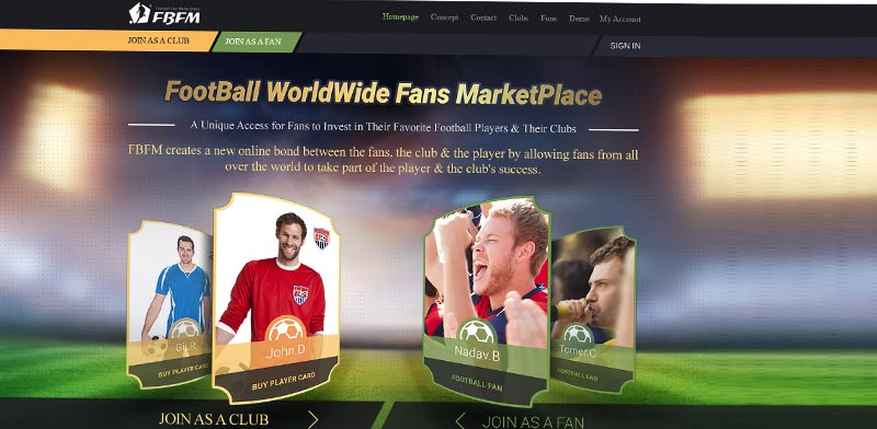 Football Fans Marketplace