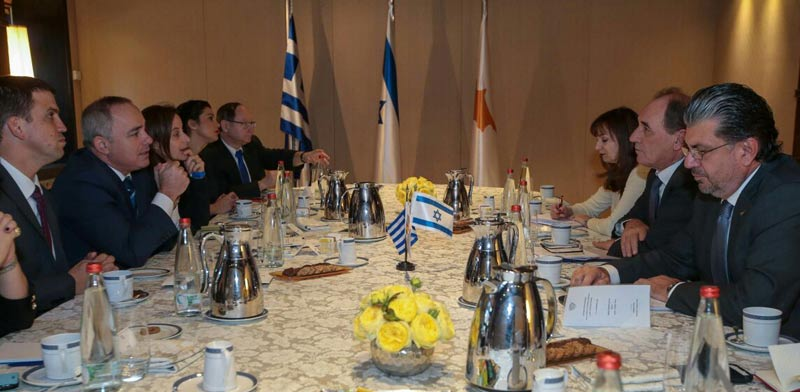 Ministers meet in Jerusalem Photo: Oren Ben-Hakoun