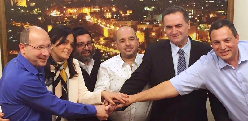 טקס חתימת הרפורמה בנמל אשדוד / צילום: יחצ