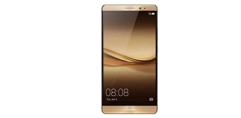 Mate 8  front golden general / צילום: יחצ