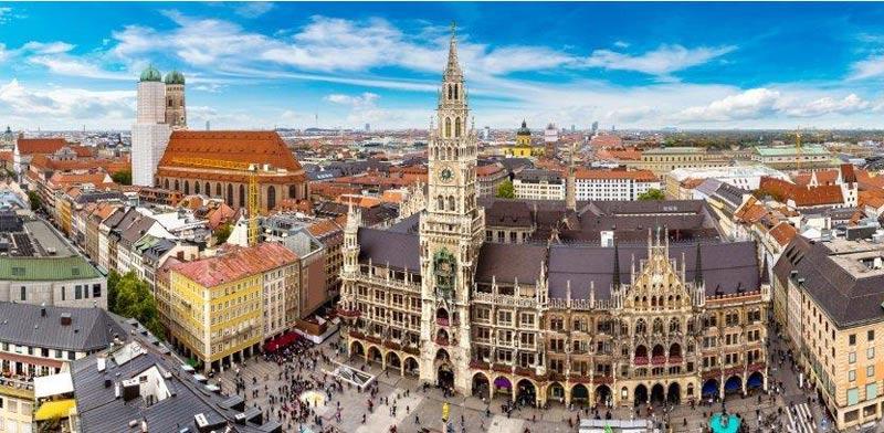 מינכן/ צילום:  Shutterstock/ א.ס.א.פ קרייטיב