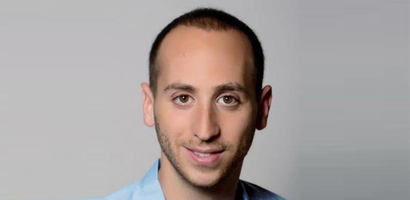 אור שינהרץ, מנהל תכנית המסחור של טייקו בישראל/ צילום: יחצ