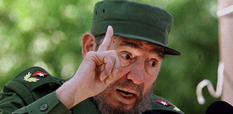 פידל קסטרו / צילום: רויטרס