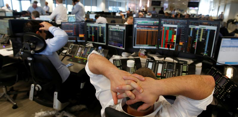 Stock exchanges Photo: Reuters