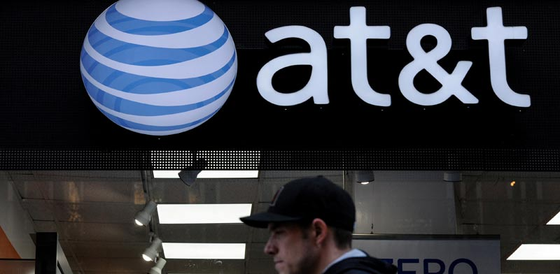 AT&T store, photo: Reuters
