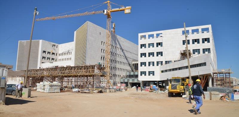 בית חולים באשדוד / צילום: תמר מצפי