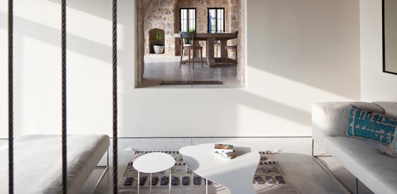 FACTORY JAFFA HOUSE- פיצו קדם אדריכלים/ צילום: עמית גירון