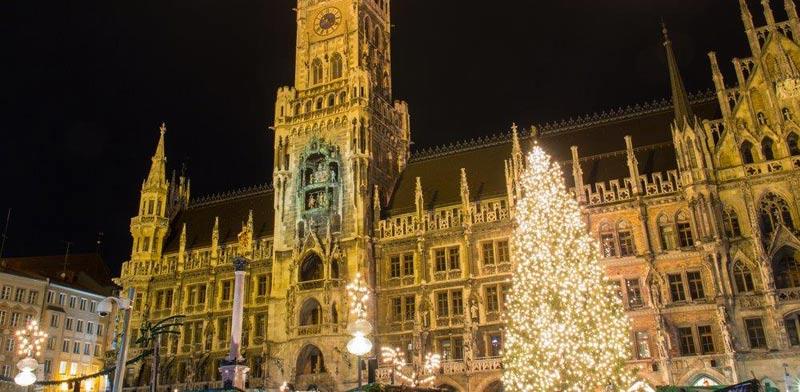 שוק חג המולד במינכן/ צילום:  Shutterstock/ א.ס.א.פ קרייטיב