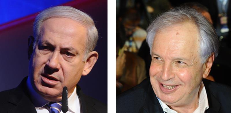 Benjamin Netanyahu, Shaul Elovitch: Tamar Matsafi