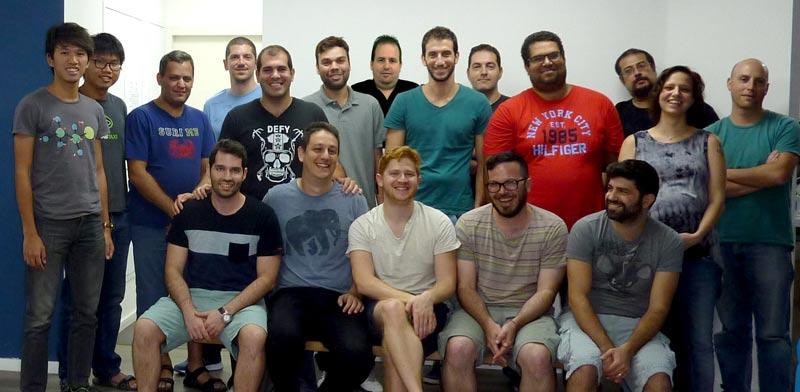 WSC's team Photo: PR
