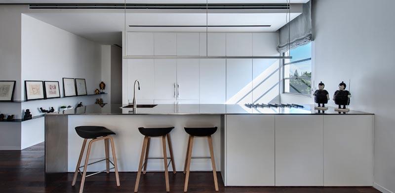 איך למקסם את הפוטנציאל האדריכלי בעיצוב דירה?