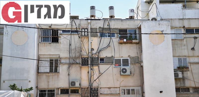 שכונת ג'סי כהן / צילום: תמר מצפי