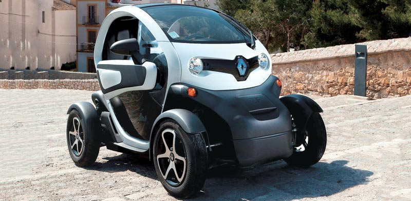 Renault Nissan To Open Israel Smart Car Incubator Twizzy Photo Pr