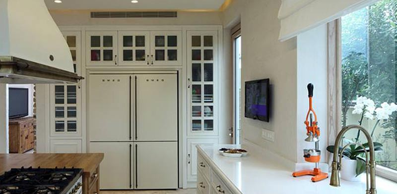 כיצד לשלב בטבעיות מערכות מיזוג אוויר בעיצוב הבית?