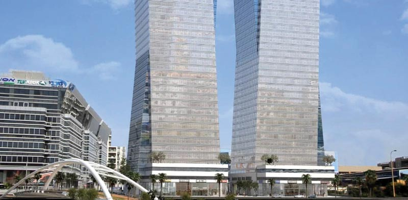Alon Towers, photo: PR