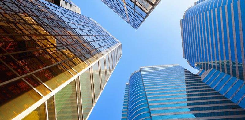 בניין משרד/ צילום:  Shutterstock/ א.ס.א.פ קרייטיב