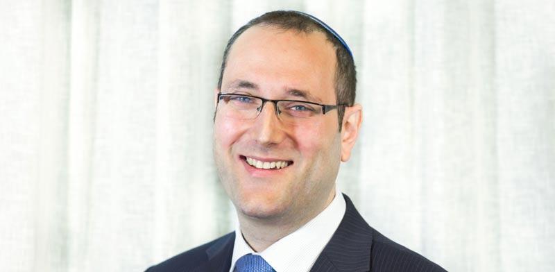 Baruch Baigel Photo: PR